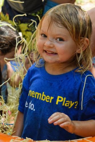 July 2015 - Smiling child