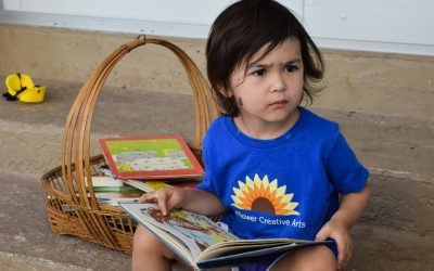 Potty Learning: When they're ready, they're ready